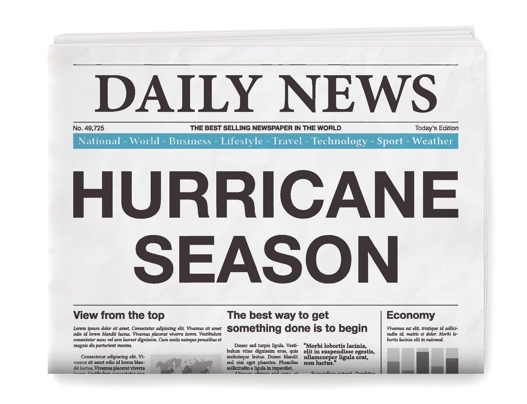 Hurricane News V2