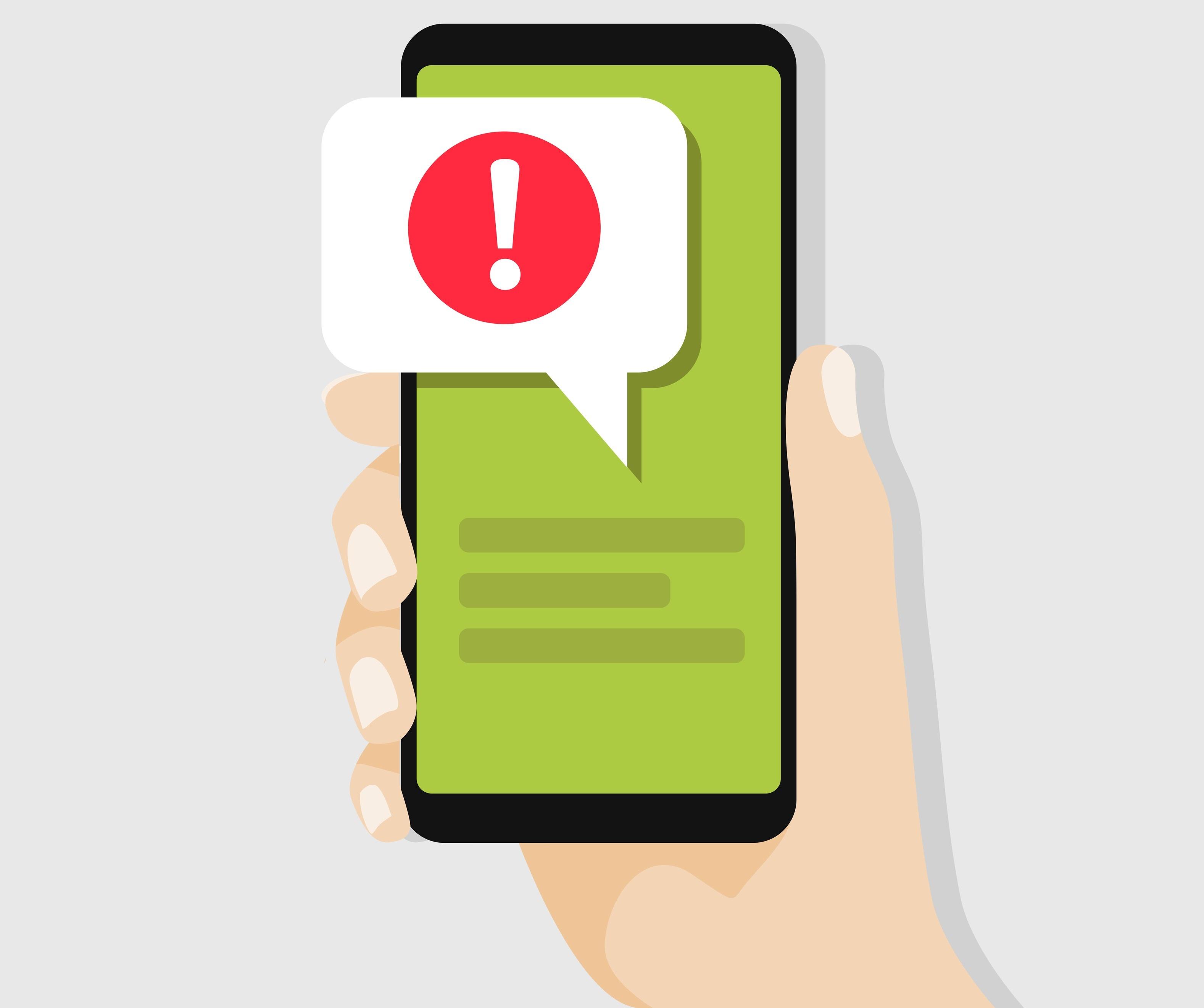 Phone Alert